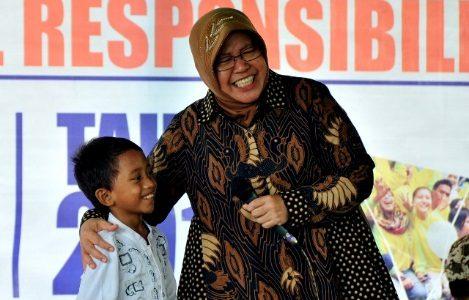 Walkot Surabaya Terapkan Strategi Untuk Anak Putus Sekolah