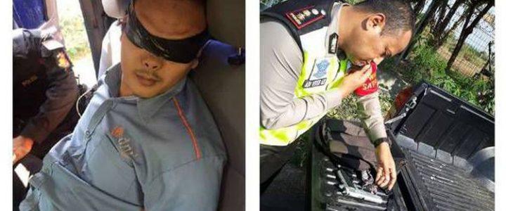 Terduga Teroris Ditangkap Di Cirebon Jelang Kedatangan Jokowi