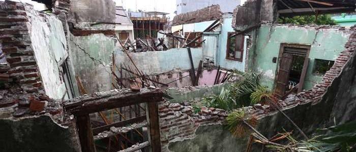 KPAI Investigasi Gedung SMPN 32 Jakarta Yang Runtuh