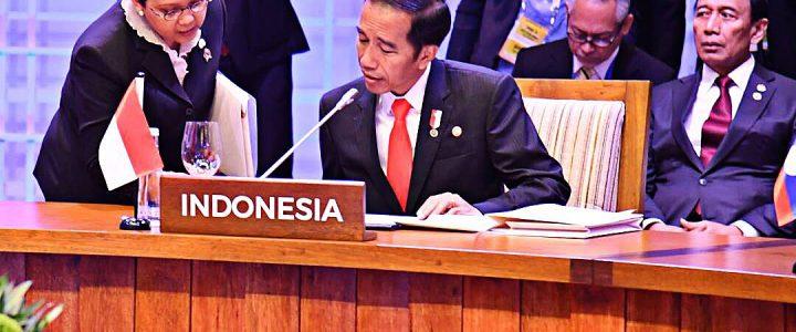 Jokowi Undang Pimpinan ASEAN ke Bali