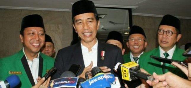 PPP Siap Bantu Jokowi Lawan Ujaran Kebencian