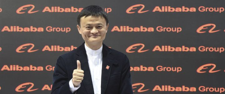 Alibaba Raih Keuntungan Hampir 50 Persen Tahun Lalu