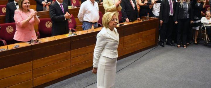 Paraguay Akan Memiliki Presiden Perempuan Pertama