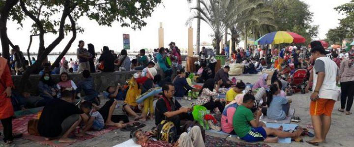 Lebih Dari 400 ribu Wisatawan Kunjungi Ancol Selama Libur Lebaran