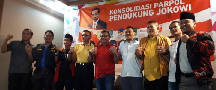 Kubu Jokowi Klaim Siap Untuk Daftar Pilpres 2019