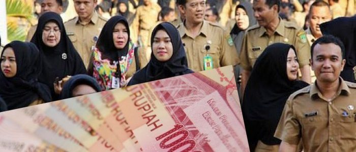Negara Mengeluarkan Dana Besar Untuk Gaji PNS Tersangka Korupsi