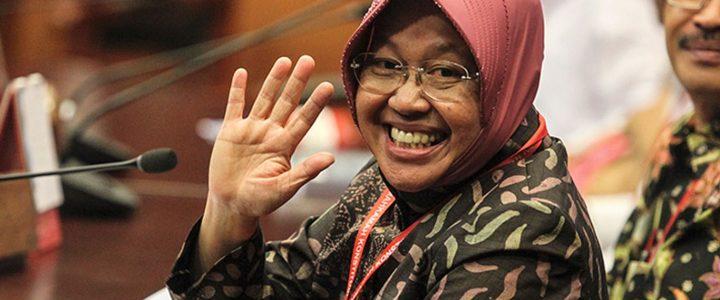 Tri Rismaharini Klaim Surabaya Bersih dari Korupsi Saat Ini